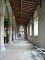 St Mary, East Ruston, Norfolk - South aisle - geograph.org.uk - 477742.jpg