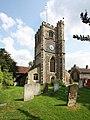 St Mary, Monken Hadley, Herts - geograph.org.uk - 1494543.jpg