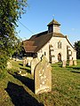 St Michael's Church, Enborne - geograph.org.uk - 50341.jpg