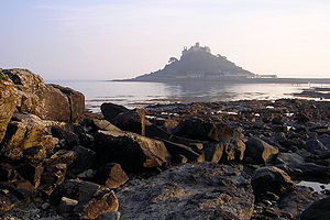 Jack the Giant Killer - St Michael's Mount home of the Giant