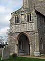 St Michael's church - porch - geograph.org.uk - 818608.jpg