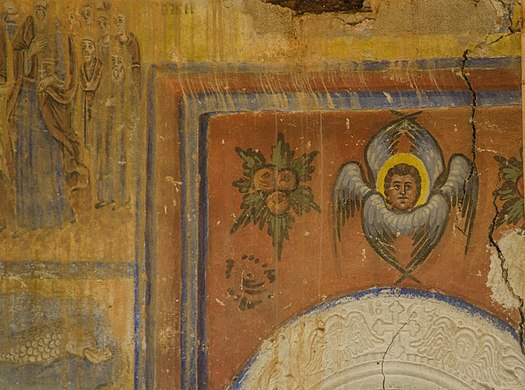 St Nicholas Church Slepche Fresco.jpg