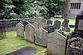St Oswald, Grasmere, Cumbria - Gravestones - geograph.org.uk - 950472.jpg