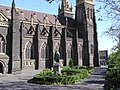 St Patrick's Cathedral - Irish Nationalist Leader Daniel O'Connell Statue.jpg