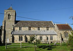 St Thomas a Becket's Church, Framfield.JPG