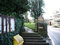 St Wilfrid's Church, Melling, Stepped entrance - geograph.org.uk - 612089.jpg