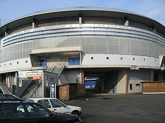 Stade Auguste Bonal - Image: Stade Bonale Sochaux 05