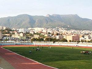 Maghrebi Unity Stadium - Image: Stade de Béjaïa