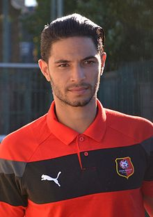 Stade rennais vs USM Alger, July 16th 2016 - Pedro Mendes 2.jpg