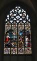 Stadtpfarrkirche Steyr - Gedenkfenster Georg von Aichinger.png