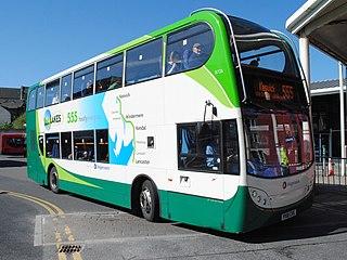 Stagecoach Cumbria & North Lancashire Bus operator
