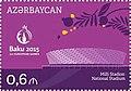 Stamps of Azerbaijan, 2014-1174.jpg