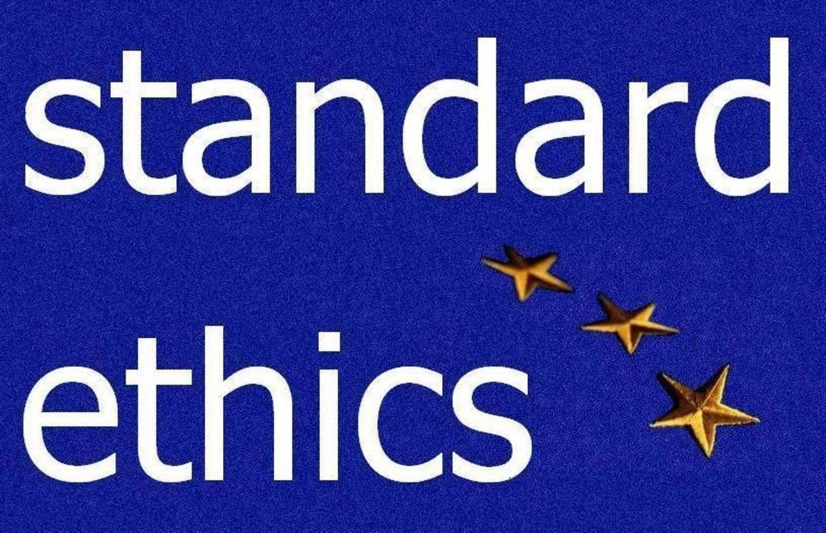 standard ethics wikipedia
