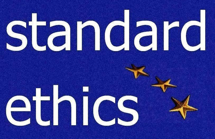 standard ethics � wikip233dia