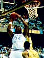 Standford Cardinals at North Carolina Tar Heels men's basketball 1988-11-28 (ticket) (crop).jpg