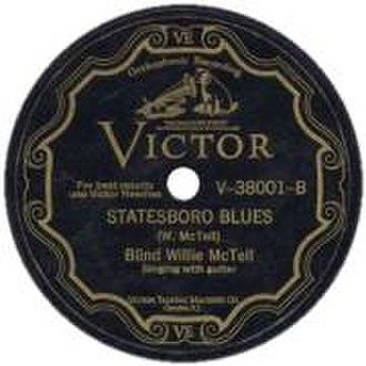 Statesboro Blues - Image: Statesboro Blues