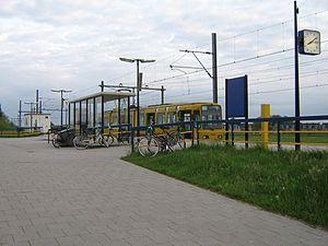 Houten Castellum railway station - Image: Station Houten Castellum