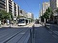 Station Tramway Ligne 5 Cholettes Sarcelles 7.jpg