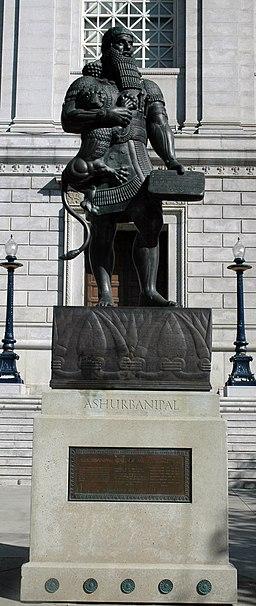 Statue of Ashurbanipal