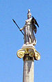 Statue of Athena, Academy of Athens.jpg