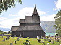 Stave church Urnes, exterior view 1.jpg