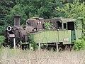 Steam locomotive 504.76, Bansko, Bulgaria.jpg
