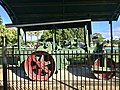 Steam roller at the Graceville Memorial Park.jpg