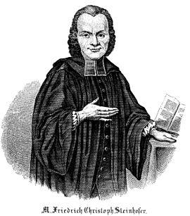 Friedrich Christoph Steinhofer