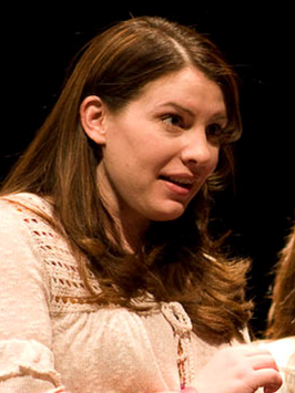 Stephenie Meyer in 2010