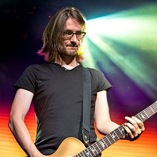 Steven Wilson English musician and songwriter