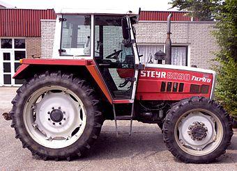 Traktorenlexikon Steyr 8090 Wikibooks Sammlung Freier