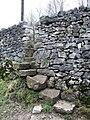 Stile through wall, A6 - geograph.org.uk - 649820.jpg