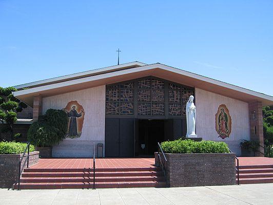 Saint Lucy Parish, Campbell, California