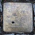 Stolperstein Bamberger Str 8 (Wilmd) Gerd Schmidt.jpg