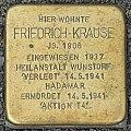 Stolperstein Barsinghausen Friedrich Krause.jpg