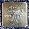 Stolperstein Krefelder Str 21 (Moabi) Marcus Wolff.jpg