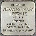Stolperstein für Alexandre Livschitz (Ukkel).jpg