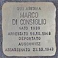 Stolperstein für Marco Di Consiglio (Rom).jpg