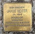 Stolperstein in Mannheim, Renzstr.jpg