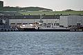 Stralsund, Volkswerft, Fähre Wittow, 1 (2012-01-26) by Klugschnacker in Wikipedia.jpg