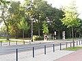Strassenbahnhaltestelle an Gustav-Deetjen-Allee (Tram stop on Gustav Deetjen Allee) - geo.hlipp.de - 28392.jpg