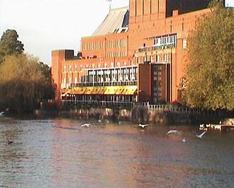 Royal Shakespeare Company - Royal Shakespeare Theatre in Stratford-upon-Avon in 2003