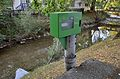 Stream gauge Dürre Ager 02, Sankt Georgen im Attergau.jpg