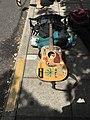 Street guitarist's guitar - Portland, Oregon.jpg