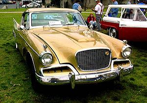 Studebaker Golden Hawk - 1957 Golden Hawk