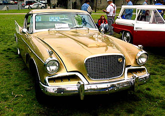 Studebaker Golden Hawk - 1957 Golden Hawk