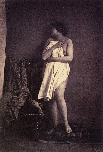Julien Vallou de Villeneuve - Image: Study naked no 1930 Villeneuve 165