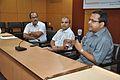 Subhabrata Chaudhuri Addresses - Valedictory Session - Workshop for Organising World Robot Olympiad - NCSM - Kolkata 2016-06-17 4709.JPG