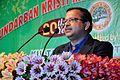 Subhabrata Chaudhuri Delivers Speech - Sundarban Kristi Mela O Loko Sanskriti Utsab - Narayantala - South 24 Parganas 2015-12-23 7908.JPG