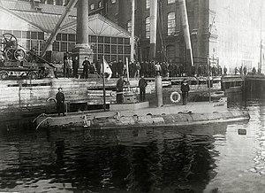 Rubin Design Bureau - Submarine Dolphin